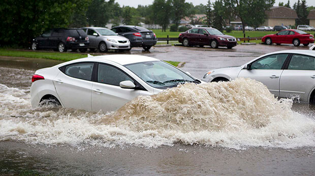 How to avoid a flood damaged car?