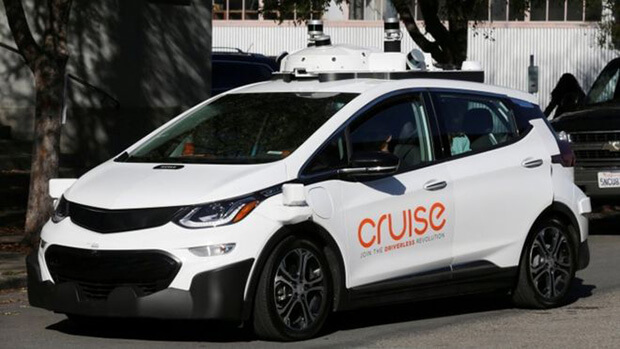 Honda to Invest in GM Self-Driving Unit