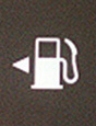 Petrol Pump side indicator