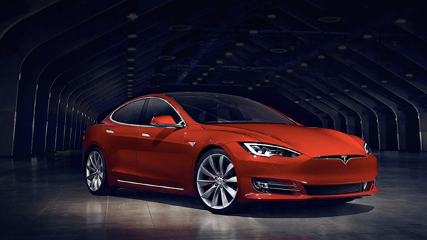 Tesla cars get a big update