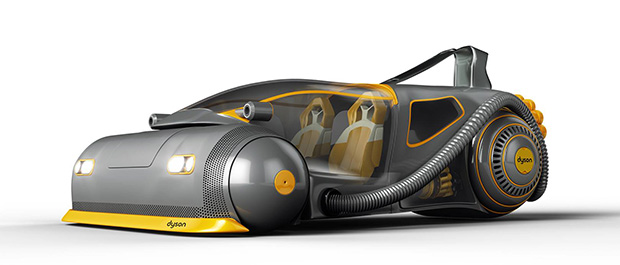 Dyson car to be built in Singapore