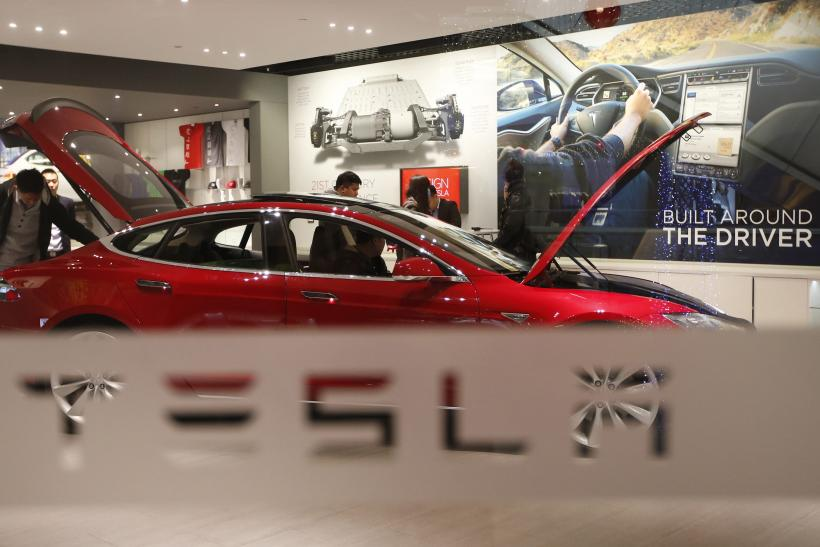Tesla Exceeds Delivery Targets for Third Quarter