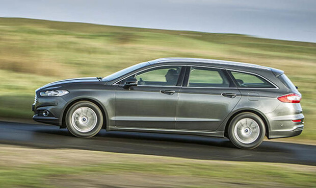 New Ford Mondeo Hybrid Estate to Hit Irish Roads