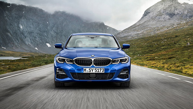 BMW Seventh-Generation 3 Series Revealed