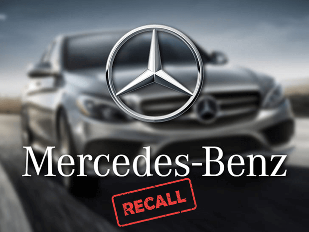 Mercedes-Benz holds the top spot for the most recalled car brand of 2018