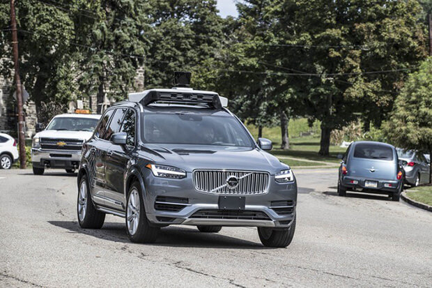 Uber Resumes Testing Their Self-Driving Vehicles