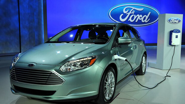 Ford investment Electric Vehicles