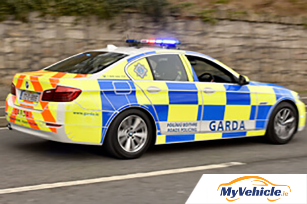 Garda Traffic Corp now known as Roads Policing Unit