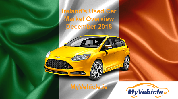 MyVehicle.ie Nationwide Market Overview for December 2018