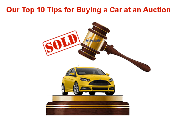 Our Top 10 Tips for Buying a Car at an Auction