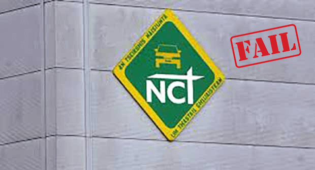 Over 37,000 cars deemed unsafe by NCT last year