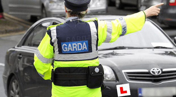 Gardai are Seizing Eight Cars A Day Driven by Unaccompanied Learner Drivers