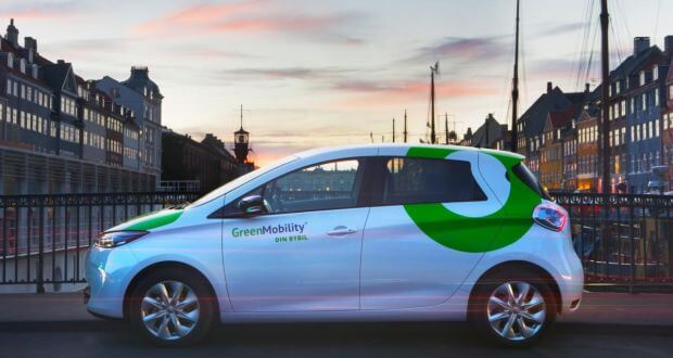New Dublin Car-Sharing Scheme will have 400 Electric Cars