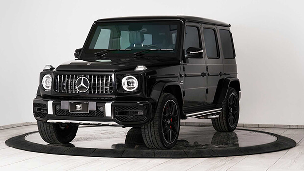 Bulletproof Mercedes AMG G63 by Inkas Revealed