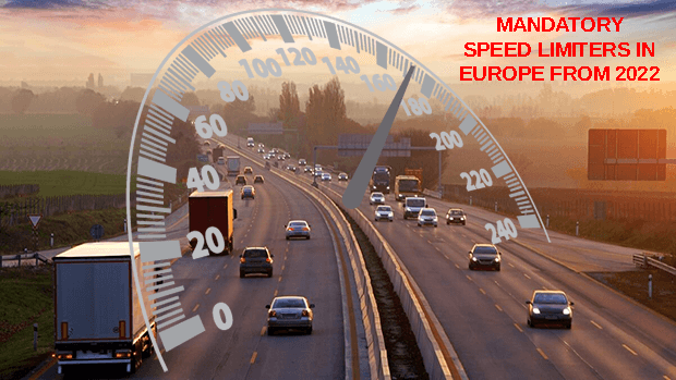Mandatory EU Speed Limiters to be Fitted On All New Cars From 2022