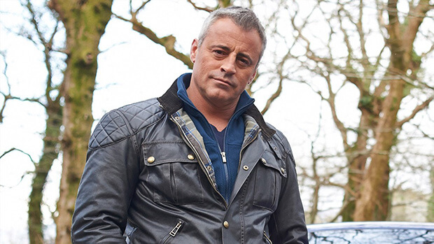 Matt LeBlanc Leaves Top-Gear