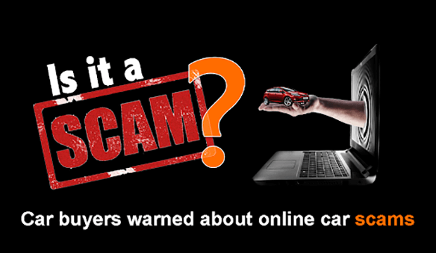 Car Buyers warned about Online Car Scam