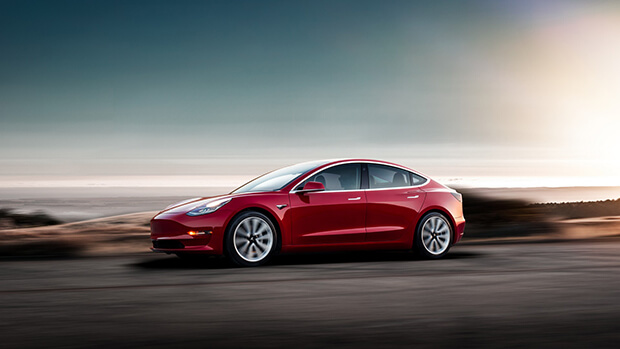 Car News Recent Articles In Category Electric Vehicles Tesla S And Delivery Suddenly Got A Lot Faster