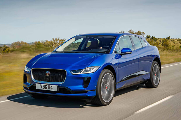 Jaguar's I-Pace electric crossover voted 2019 World Car of the Year