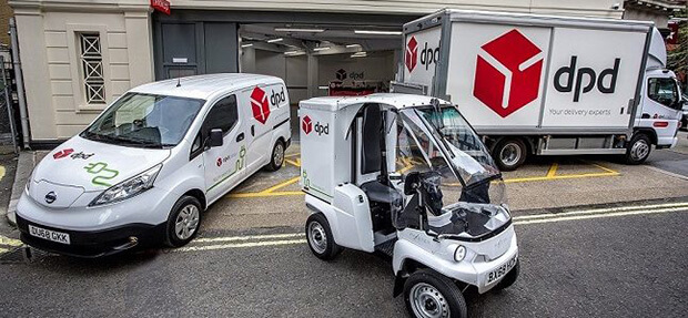 Courier company to invest €3.2 million in electric vehicles