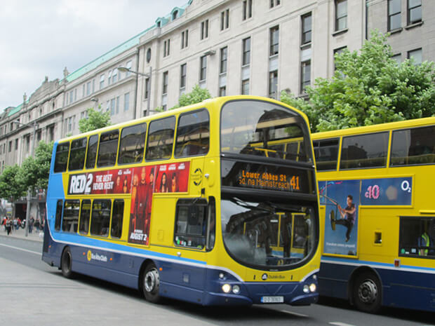 Dublin to get its first 24-hour bus service