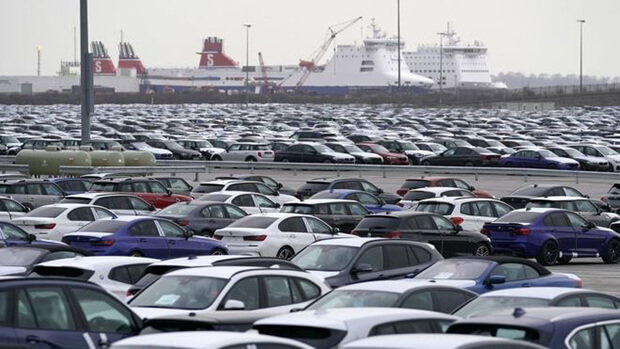 UK imports predicted to overtake new car sales by the end of the year
