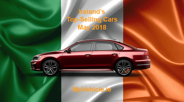 Ireland's Top-Selling Cars May 2019