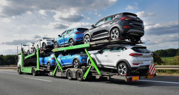 UK Car Imports Double
