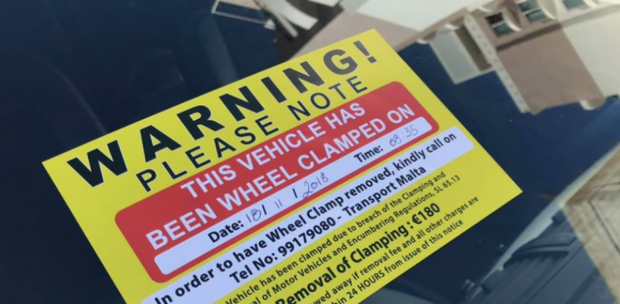 Clampers under scrutiny as Nationwide parking complaints rise
