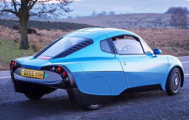 The Welsh Hydrogen car of the future