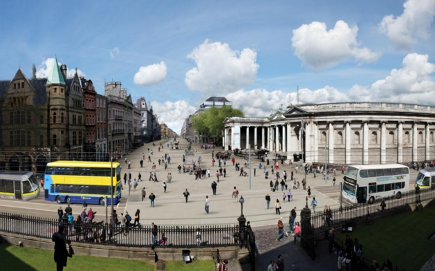 Diversions proposed under new Dublin City bus plan