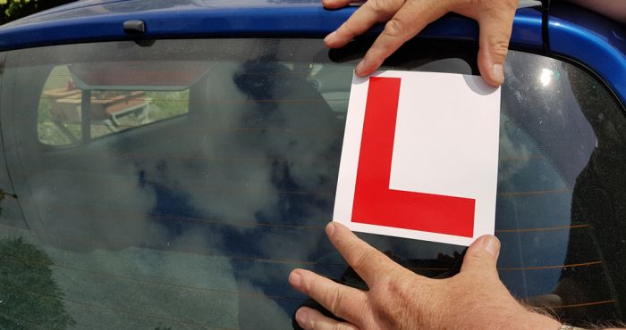 A whopping 1,600 unaccompanied learner driver vehicles seized