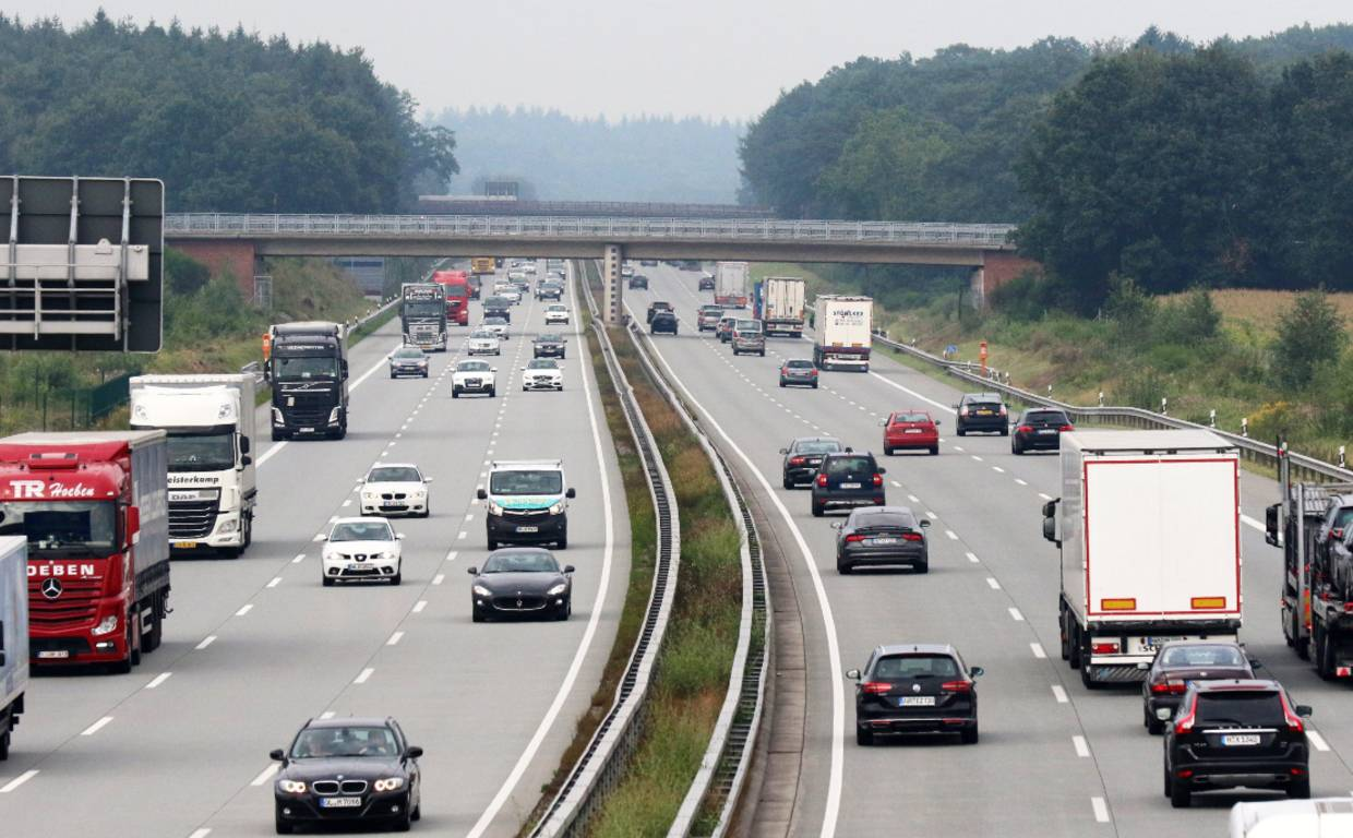 Eight-year-old German boy takes his mothers car on 140kph joyride