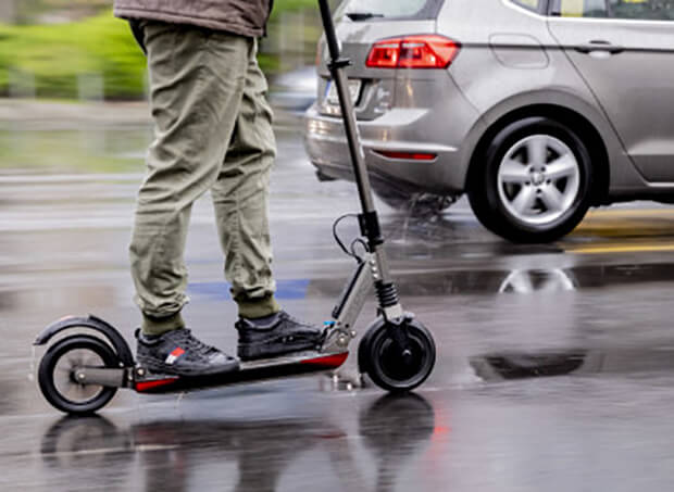 Should E-scooters be legal on Irish roads?