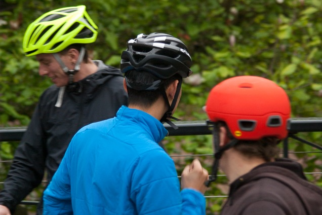 Dangers of fake cycling helmets
