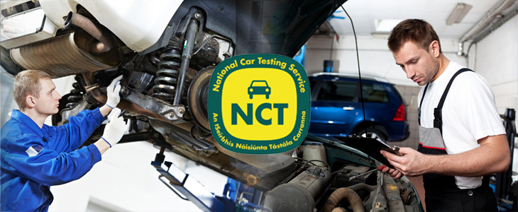 Older vehicles appear to be passing NCT