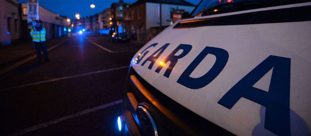 Early morning car chase across Artane