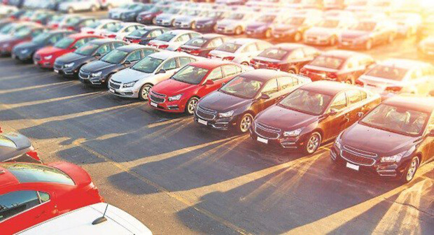 Irish financial service group says UK car import spend is up 181% during the summer months