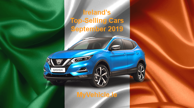 MYVEHICLE.IE NATIONWIDE MARKET OVERVIEW FOR SEPTEMBER 2019