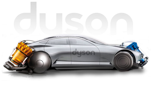 Dyson vacuum manufacturer abandons their plans to build electric cars