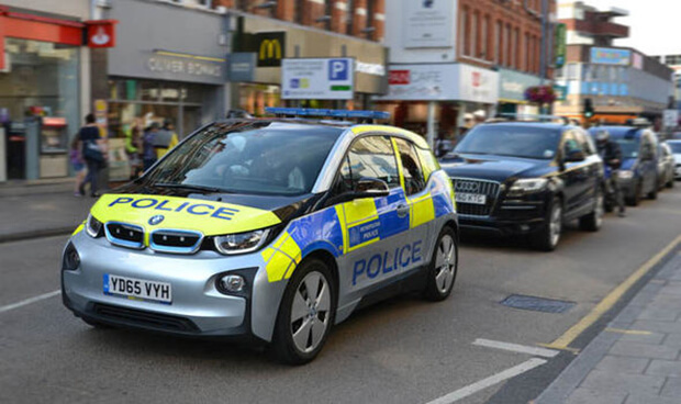 UK Police spend £1,500,000 on electric cars that are no good for catching the criminals