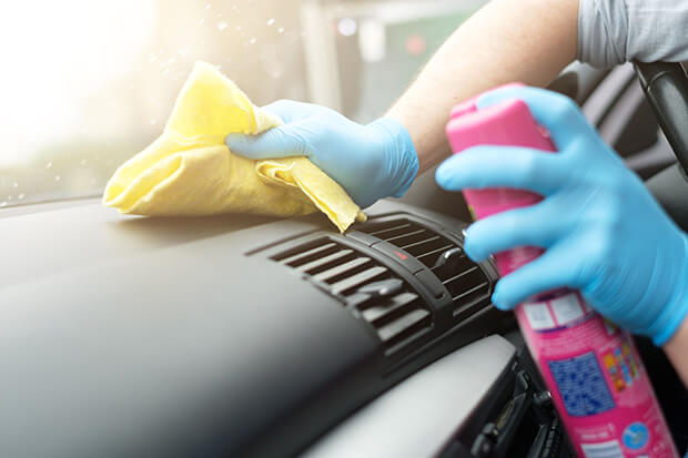 How to keep your car clean during the coronavirus outbreak?