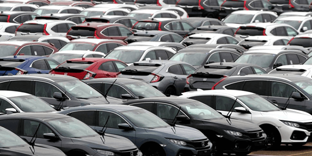 New car registrations down but Hybrid sales increasing