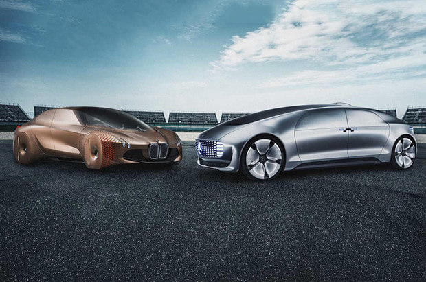 BMW and Mercedes-Benz abandon their joint plan to build autonomous cars