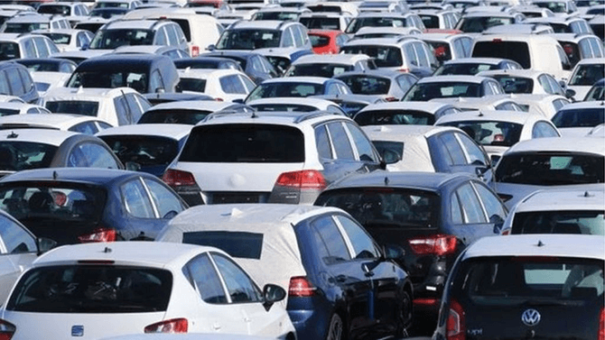Northern Ireland new car sales down by 40% but slowly recovering