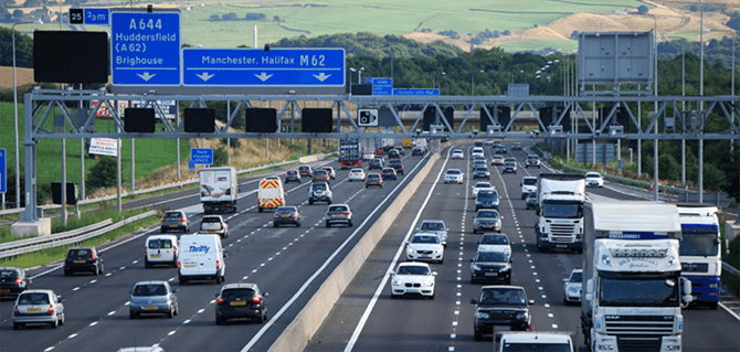 UK close to allowing fully-autonomous cars on motorways