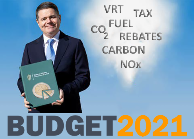 Budget 2021 - The impact on motorists and the automotive industry