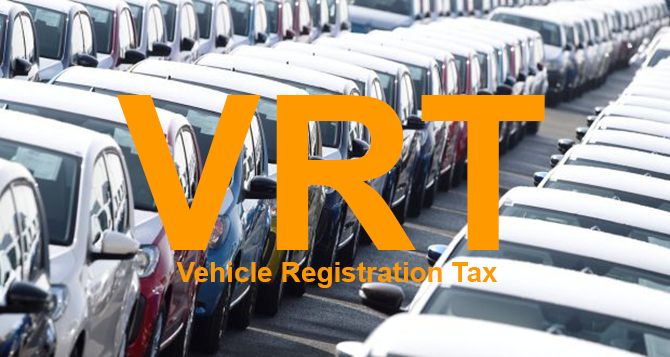 VRT and vehicle registration during Covid-19
